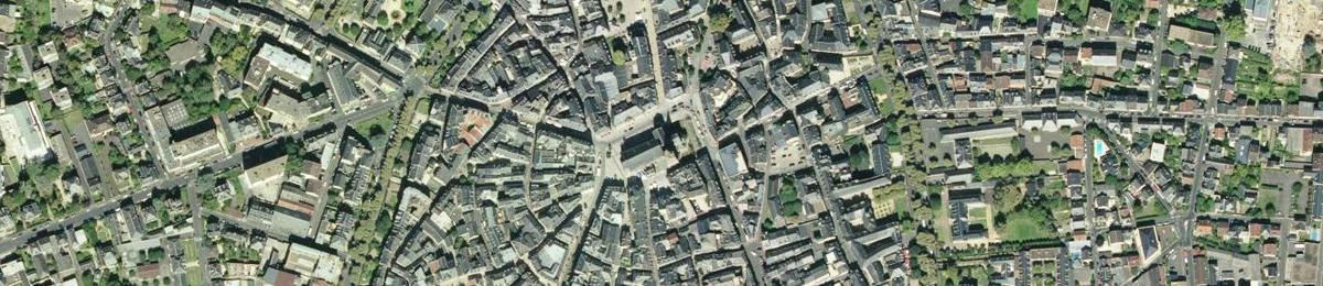 Bureau d'études DEJANTE - Urbanisme - Brive vue du ciel