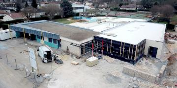 ZONE 4 - Étanchéité des toitures et pose du pare-pluie avant bardage (1er mars 2019)