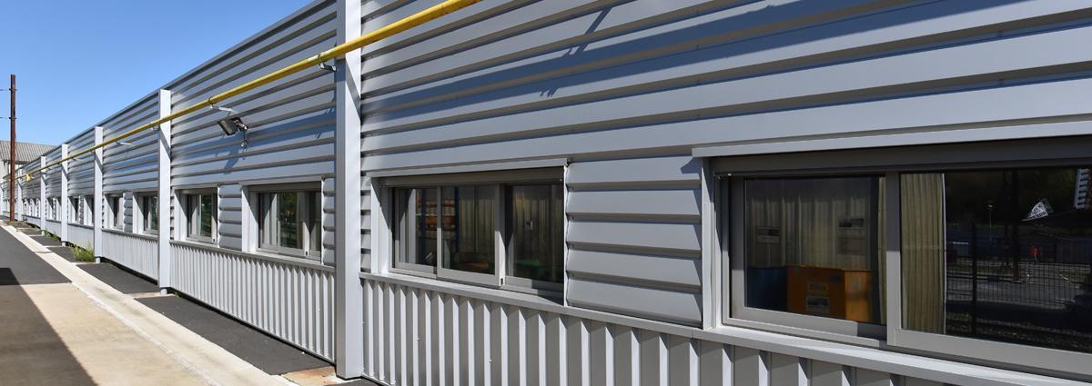 Groupe Dejante - Économie de la construction - SNCF Brive (CORRÈZE 19)